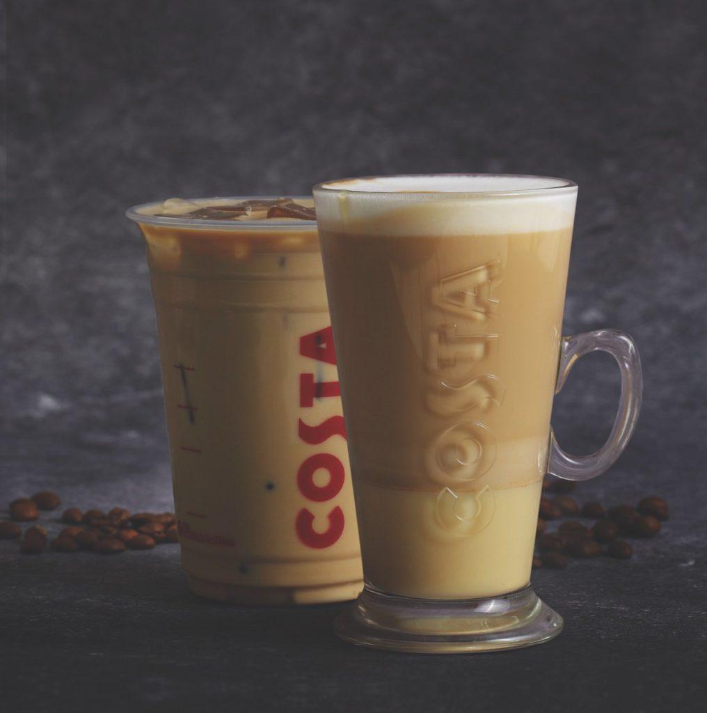 Costa spanish latte