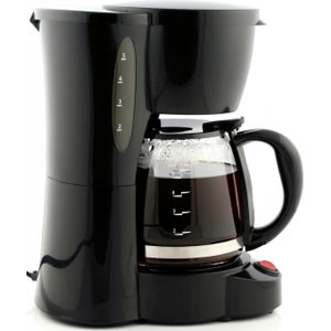 Una macchina per il caffè filtro