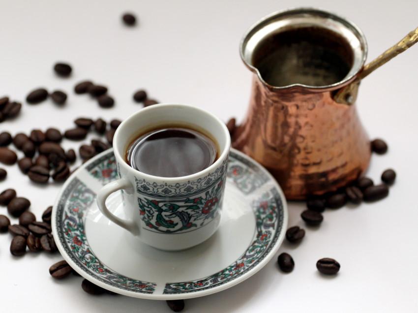 IL CAFFE' ALLA TURCA, STORIA E TRADIZIONI