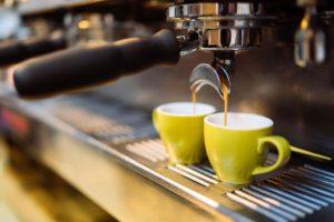 Estrazione dell'espresso