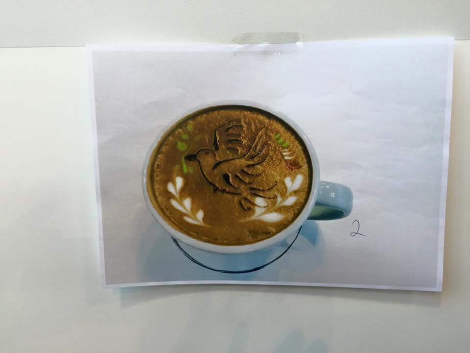 Campionato italiano Latte art