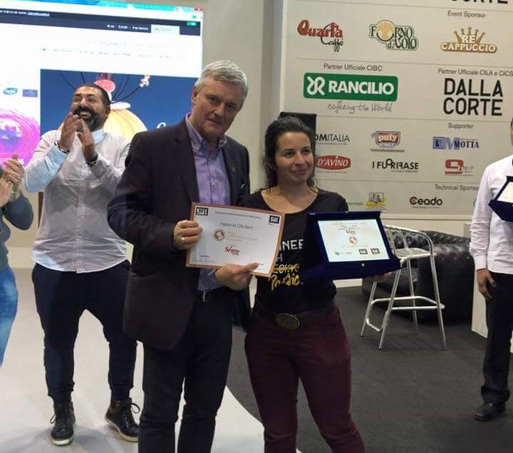 LA CAMPIONESSA ITALIANA IBRIK 2016 É ….HELENA OLIVIERO!