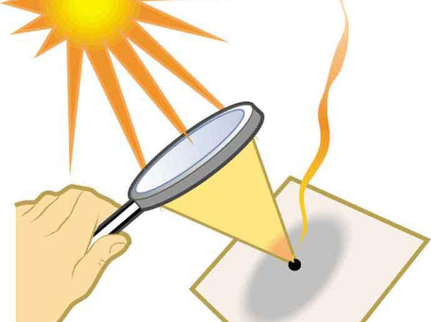 COME TOSTARE IL CAFFE' CON I RAGGI SOLARI!!!