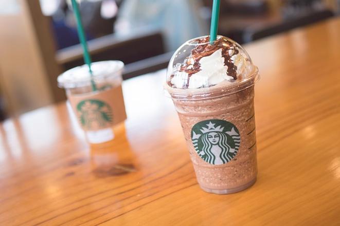Frappuccino, Starbucks