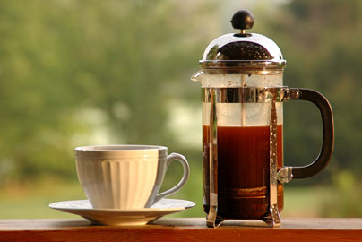 COME USARE LA FRENCH PRESS PER FARE IL CAFFE'