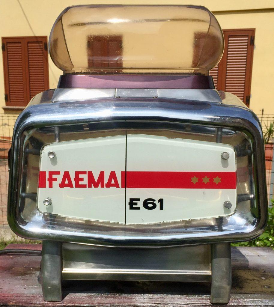 Faema e61