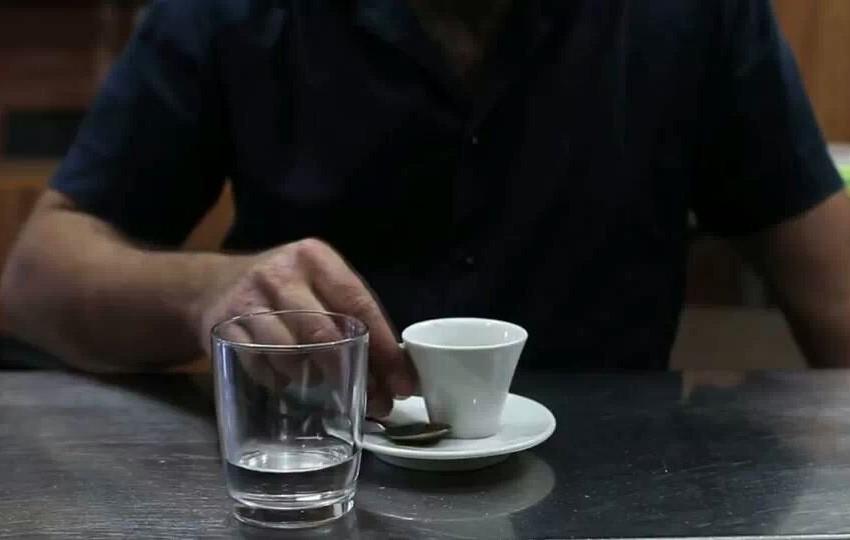 IL VIDEO SUL CAFFE' ESPRESSO DI DANIELE DI STURCO