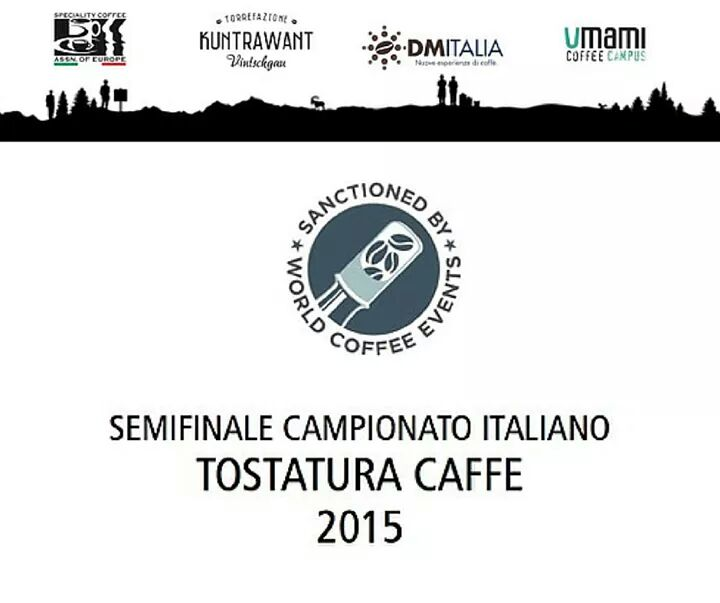 LA SECONDA SEMIFINALE DEL CAMPIONATO ITALIANO ROASTING, IN SUDTIROLO DAL 3 A 5 DICEMBRE