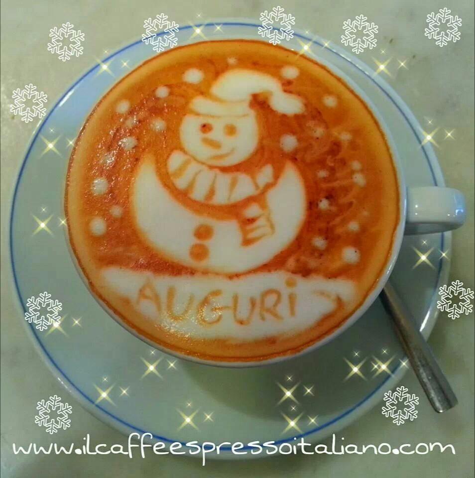 BUON ANNO!! TANTI AUGURI PER UN 2014 PIENO DI BUON CAFFE'!