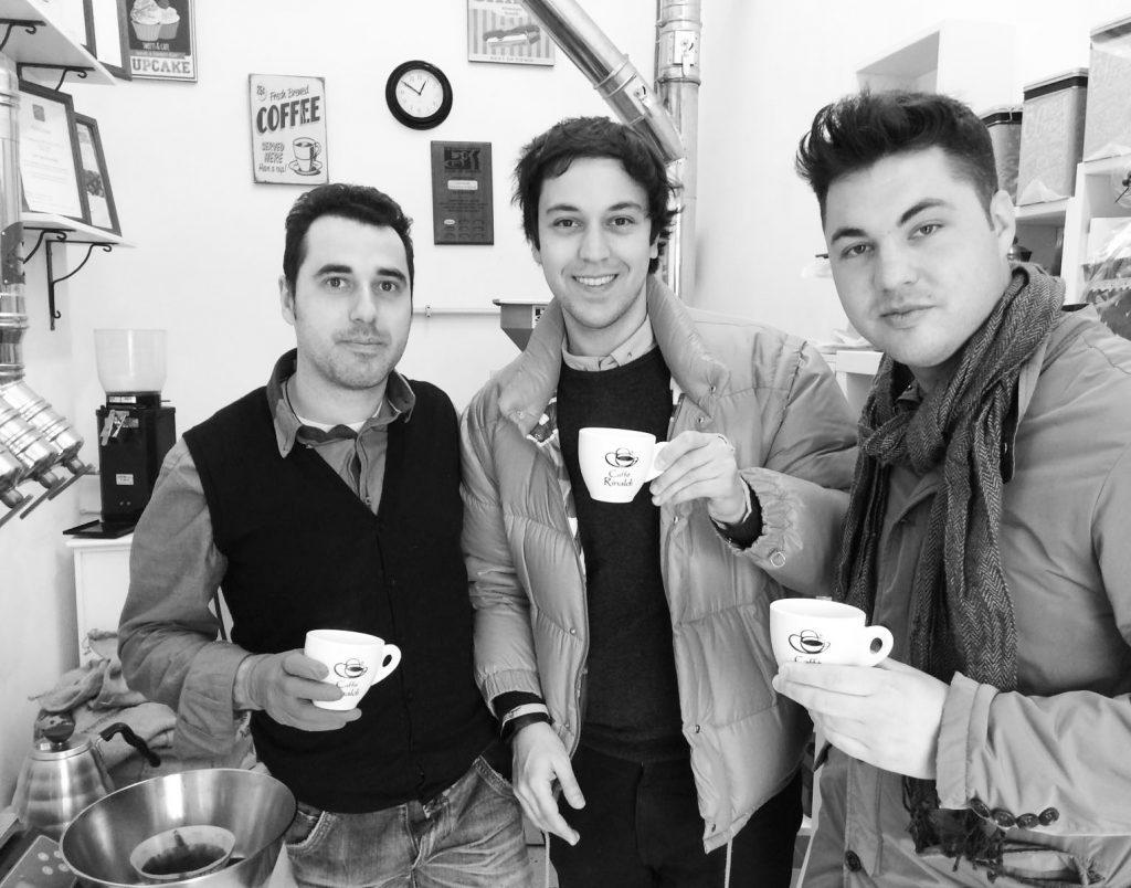 Un caffè tra amici