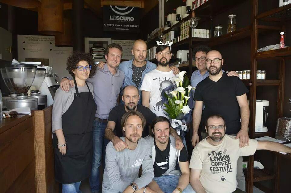 Campionato italiano tostatura