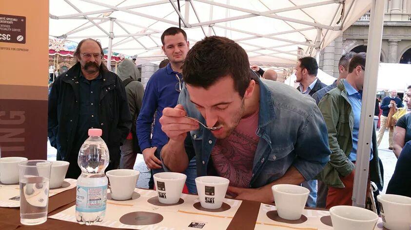 Cup Tasting