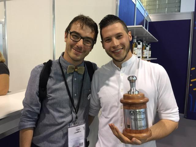 Matteo e Simone i nostri finalisti mondiali
