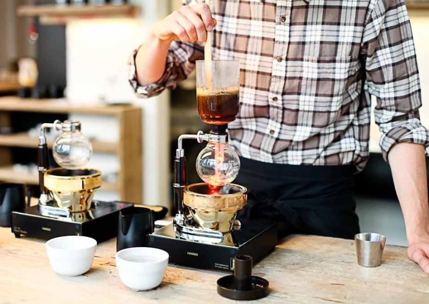COME PREPARARE IL CAFFE' CON IL SYPHOON, LE RICETTE DEGLI ESPERTI
