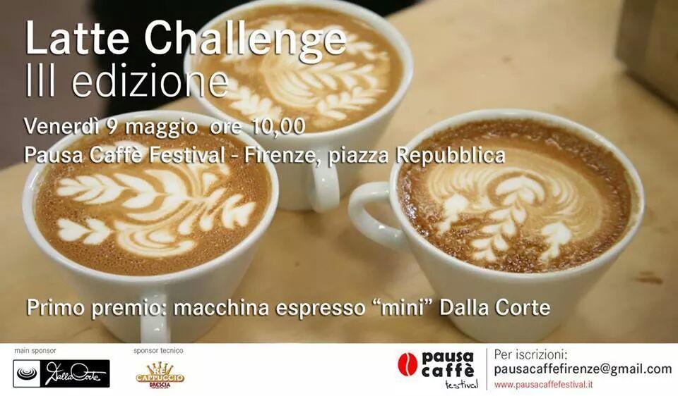 Latte Challenge- locandina
