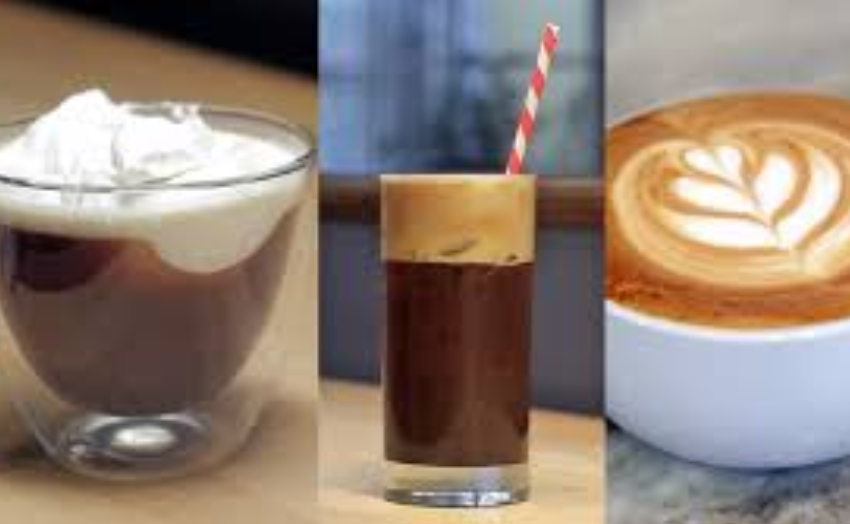 UN GIRO DEL MONDO TRA TANTI CAFFE'