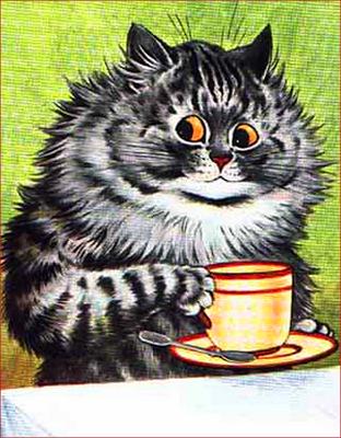 I CAMBIAMENTI DI COLORE DEL CAFFE' DURANTE IL PROCESSO DI TOSTATURA…SPIEGATI CON I GATTI