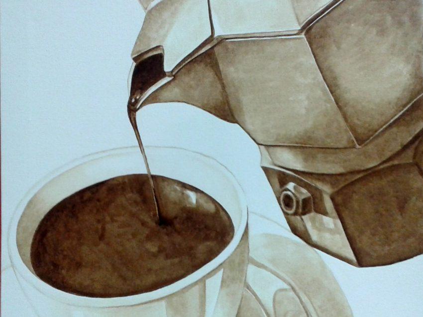 OCCHI COLOR CAFFE'- 2° puntata