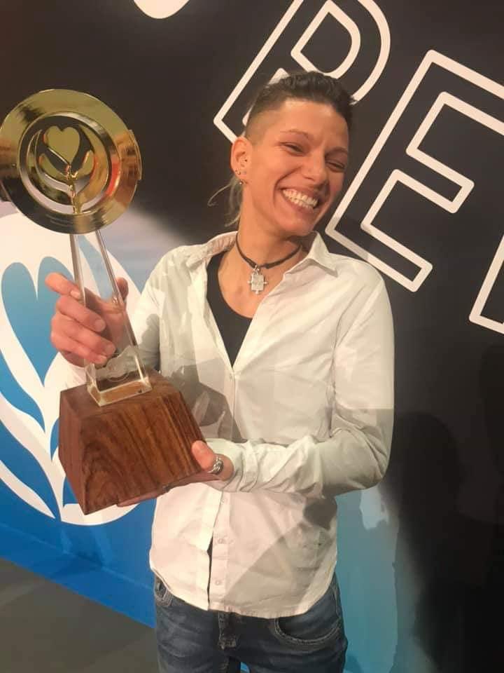 Manuela Fensore - Campionessa Mondiale Latte Art 2019