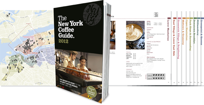 NY Coffee Guide