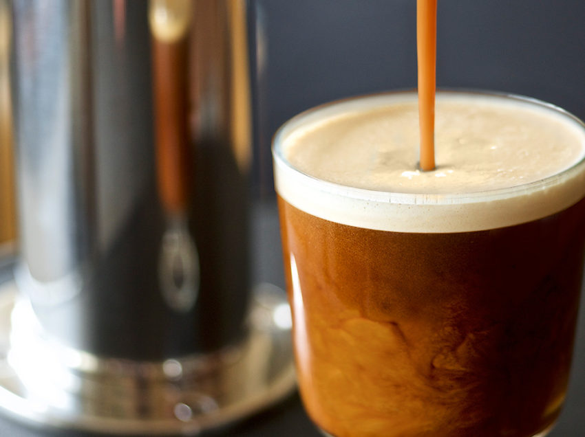 NITRO COLD BREW COFFEE, COME PREPARARE LA BEVANDA DELL'ESTATE