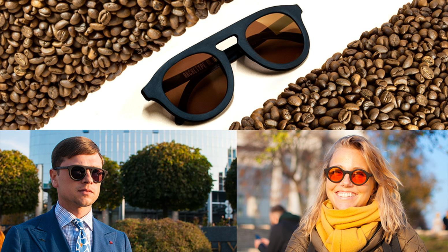 Occhiali al Caffè - Ochis Coffee