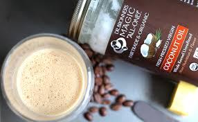 Olio di Cocco e Caffè