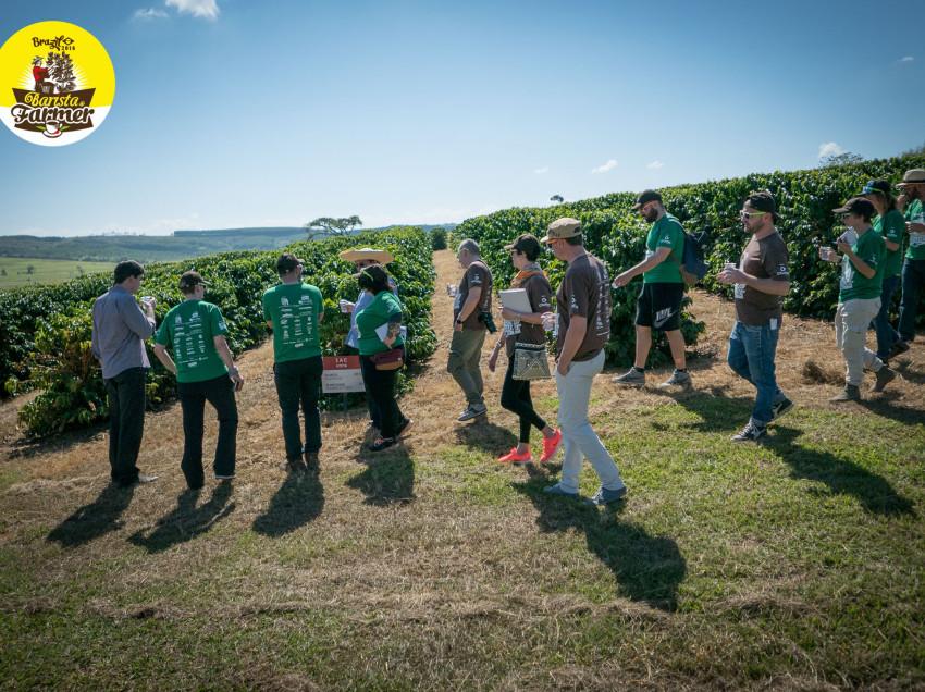 BARISTA & FARMER, SECONDO GIORNO IN BRASILE PER I 10 PARTECIPANTI