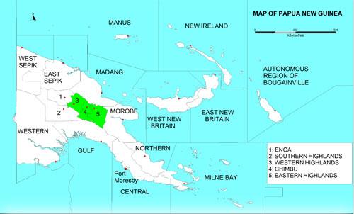 TUTTI I PAESI DEL CAFFE': PAPUA NUOVA GUINEA