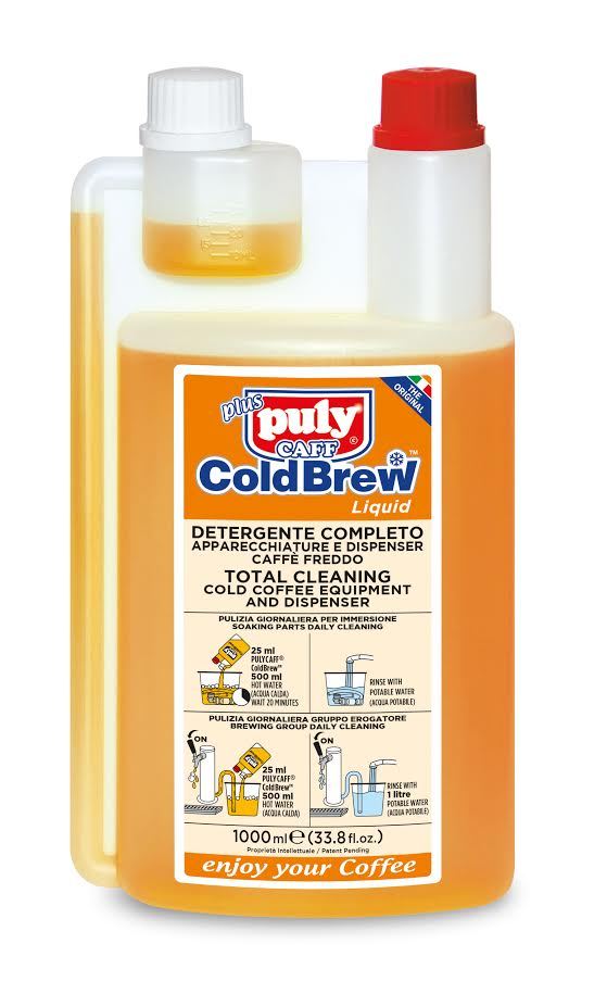 "pulyCAFF Cold Brew ""Liquid""™"