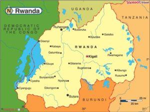 Rwanda Mappa