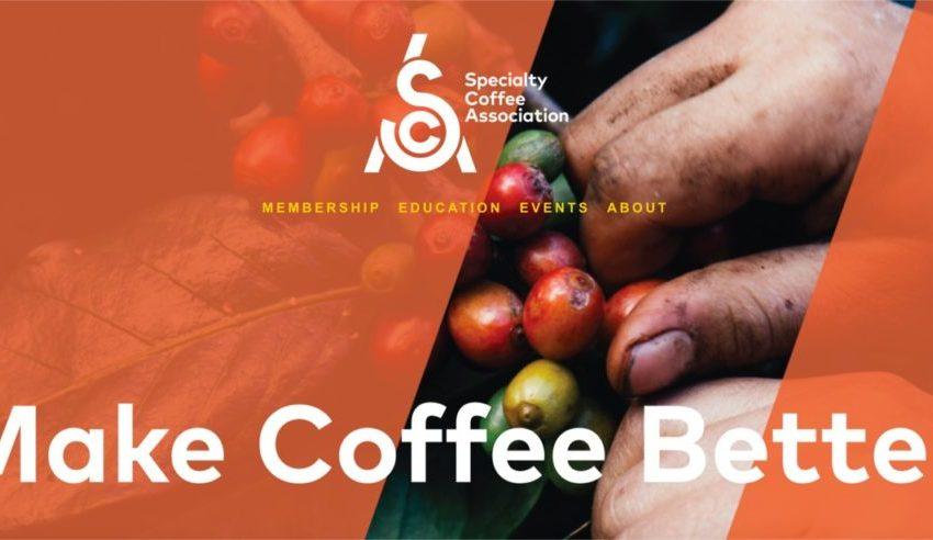 """DIAMO IL BENVENUTO A """"SCA"""" LA NUOVA ASSOCIAZIONE MONDIALE DELLO SPECIALTY COFFEE"""