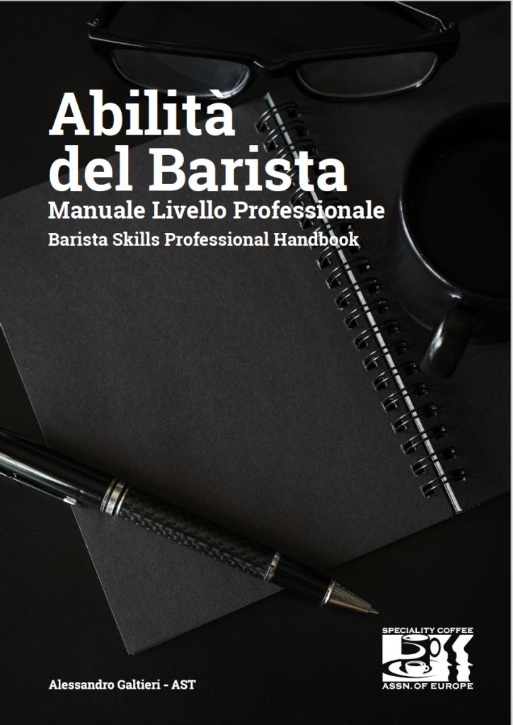 Manuale Abilità del Barista - Livello Professionale