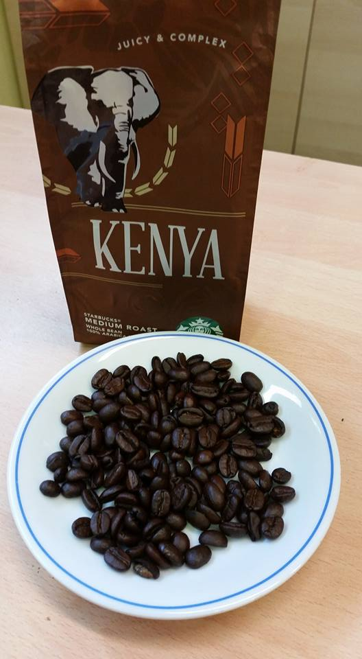 Starbuks kenia