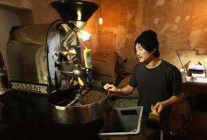 Le torrefazioni artigianali,  uno dei simboli della Third coffee wave...