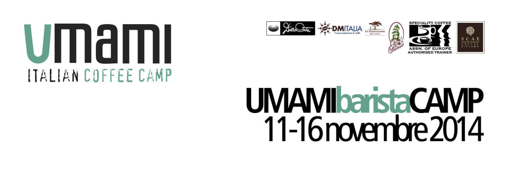 Umami barista camp per FB