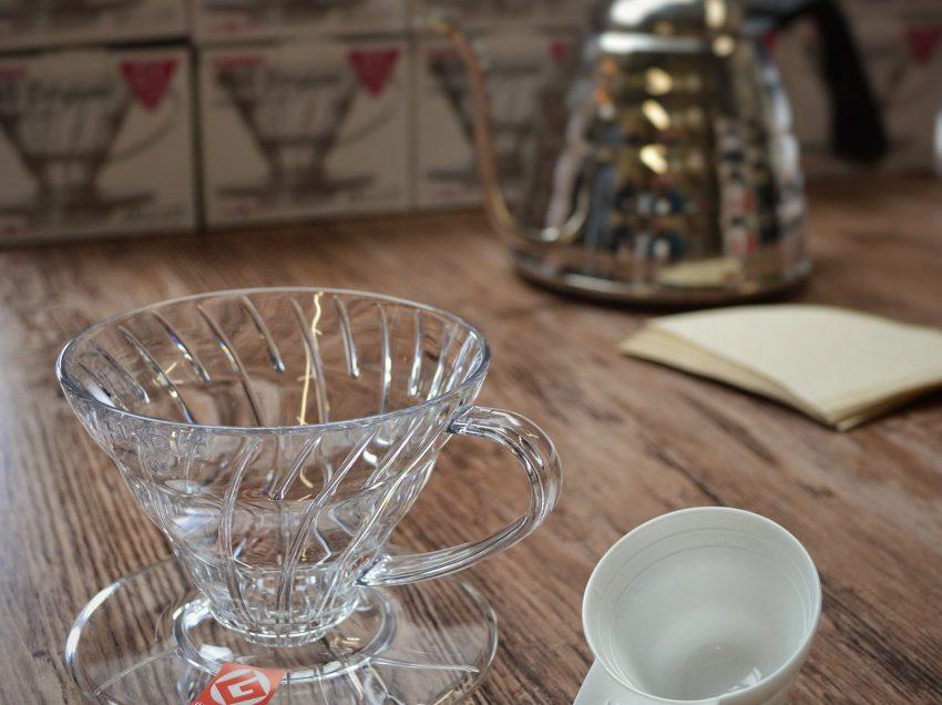 IL MIGLIOR MATERIALE PER PREPARARE UN CAFFE' FILTRO?