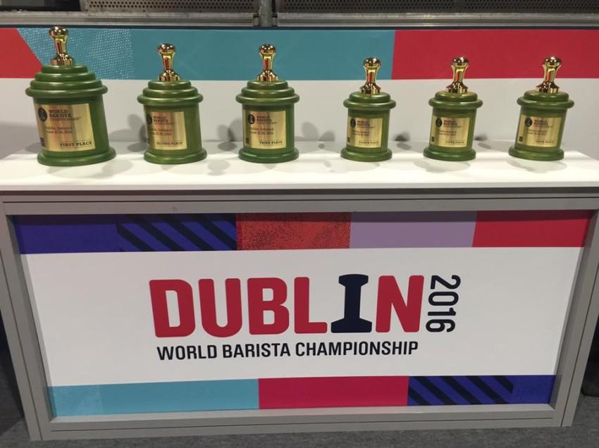 DUBLINO 2O16, LE PROVE DEI NOSTRI CAMPIONI AL WORLD OF COFFEE