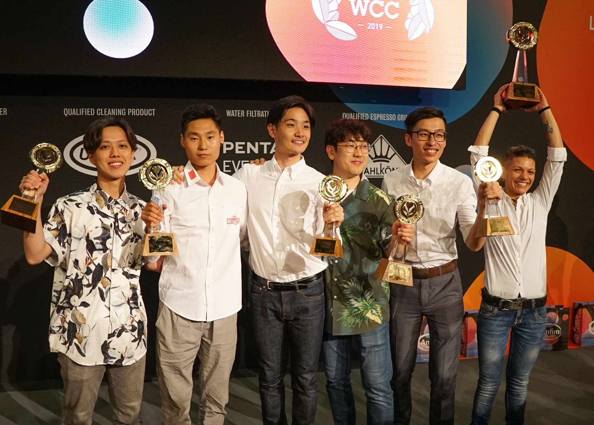 World Latte Art Champioship