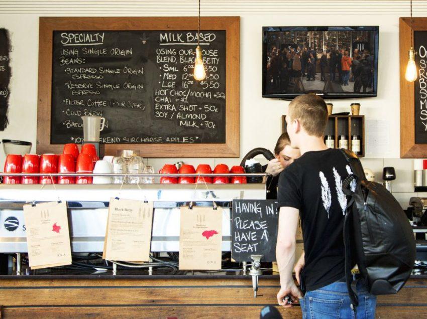 UNA GUIDA AI MENU DELLE CAFFETTERIE AUSTRALIANE