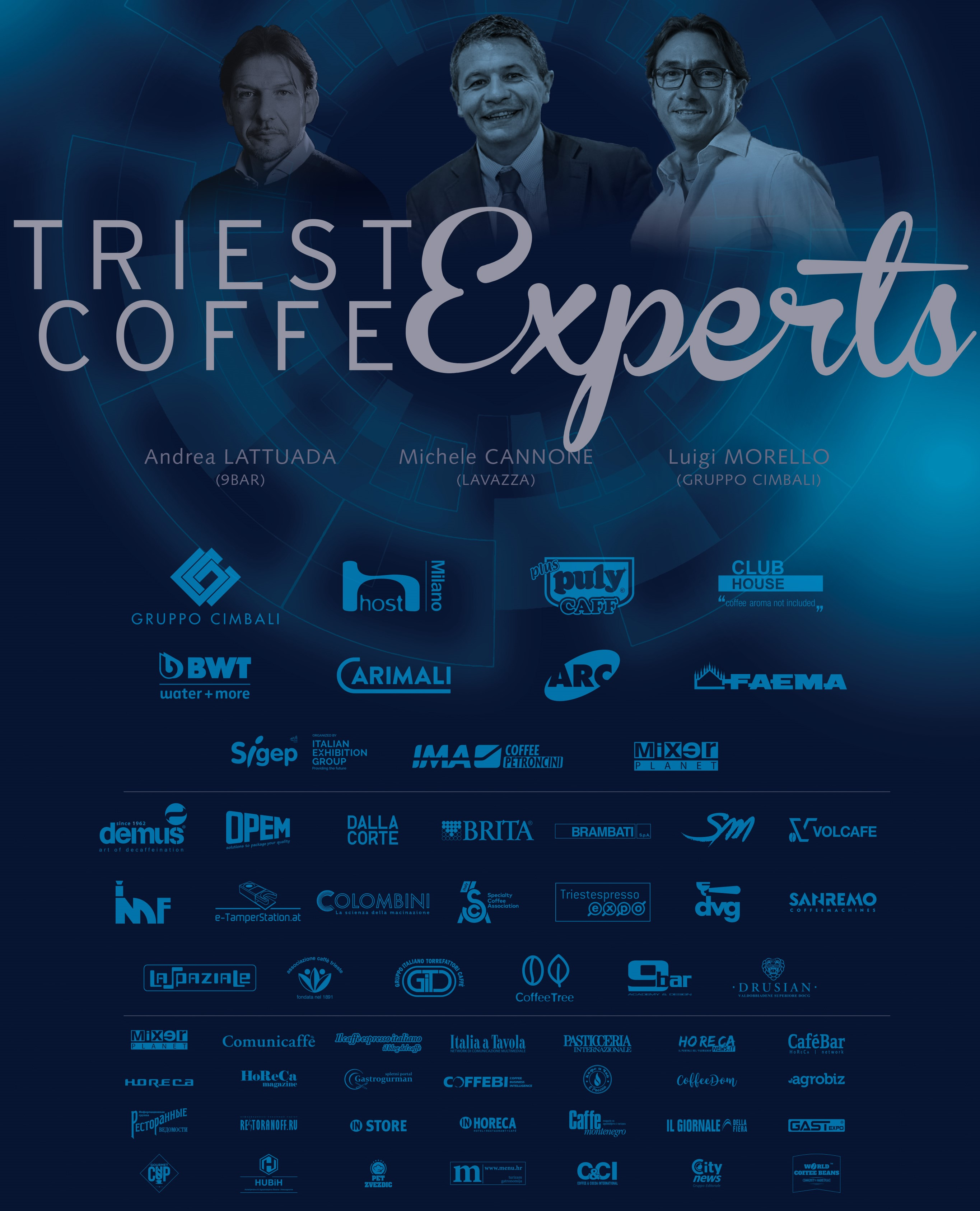 Trieste coffee Experts 2019