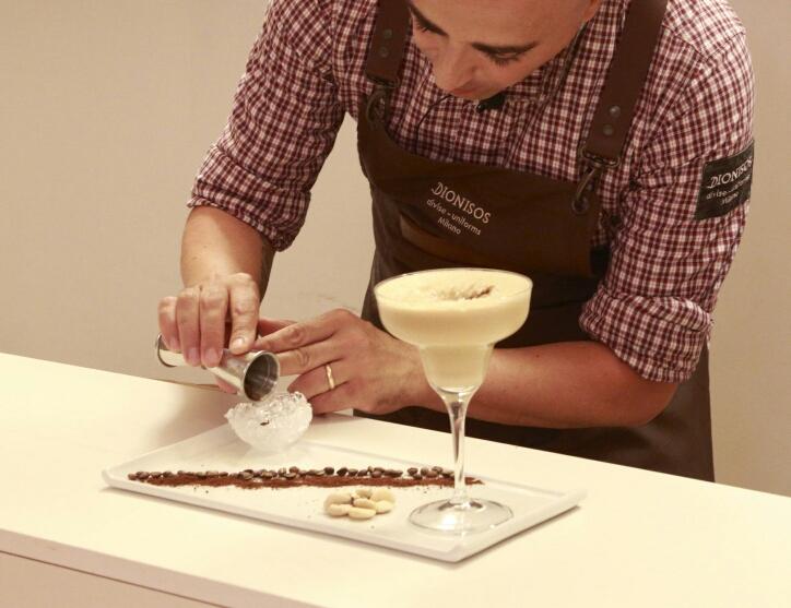 MANDORLE E CAFFE', LE RICETTE DI GIANNI COCCO, prima parte