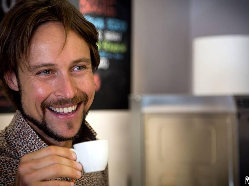 WE LOVE COFFEE-INTERVISTA AD ANDREJ GODINA
