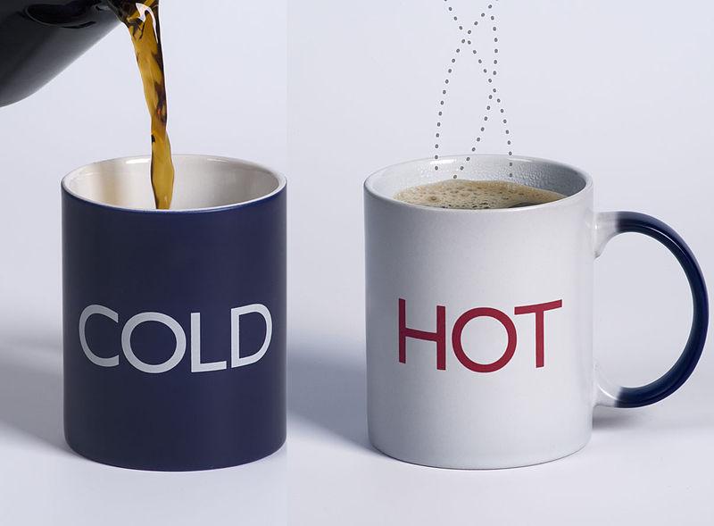 IL CAFFE' DELL'ESTATE: CALDO O FREDDO?