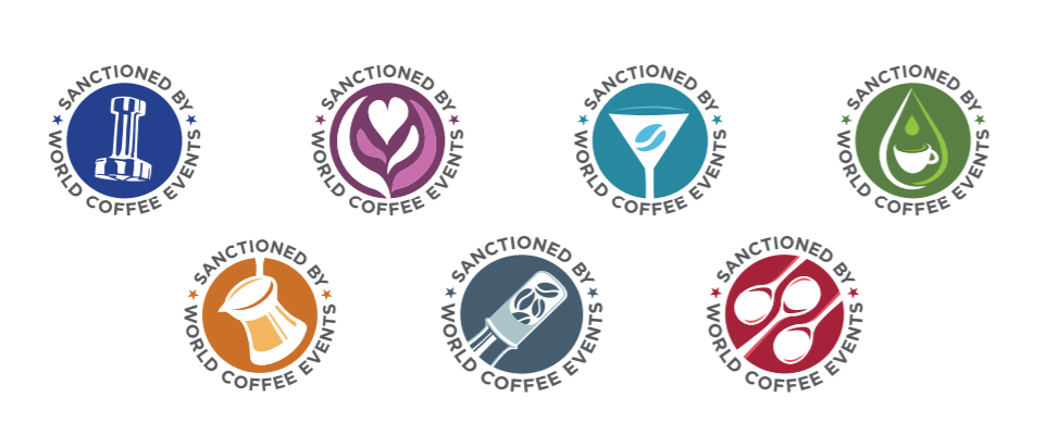 World Coffee Events logo