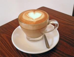 Il caffè espresso italiano - Cappuccino di soya