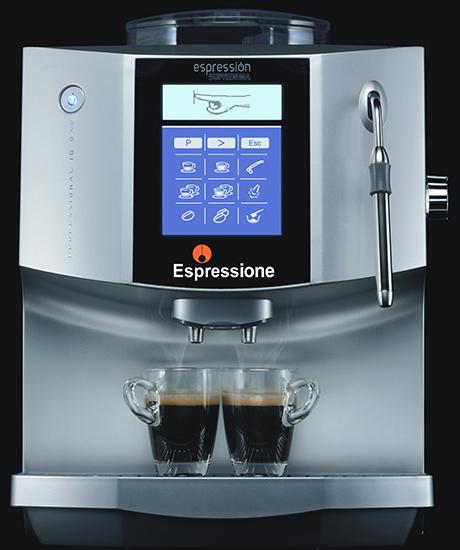 Come funzionano le macchine da caffè espresso superautomatiche.