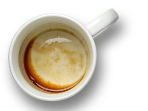 Tazzina di espresso