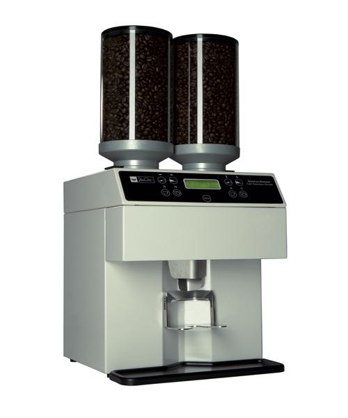 IL SISTEMA MACCHINA-MACINA CAFFÈ INTEGRATO A RICONOSCIMENTO ELETTRONICO DELLA MACINATURA RACCONTATO IN UNA INTERVISTA DA PAOLO DALLA CORTE
