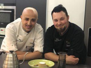 Gianni Cocco e Davide Pisano